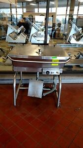 Tilt Skillet braising Pan Sel 30 Cleveland Electric 208 1ph