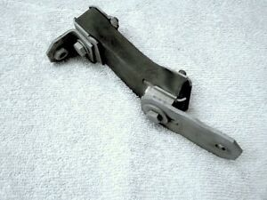 Mercedes 300sl Gullwing Genuine Exhaust Pipe Rubber Hanger Assembly W brackets