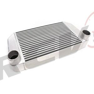 Rev9 Universal V Mount Turbo Intercooler Fmic 25x12x3 5 550hp 2 75 Inlet Outlet