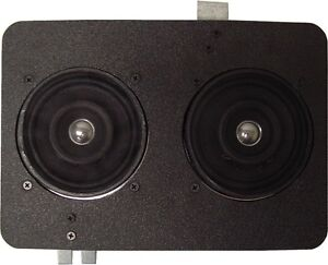 1964 1966 Chevy Truck Stereo Speakers Replaces Original Speaker No Mods Needed