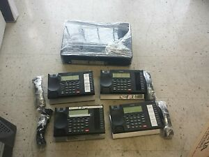 Toshiba Strata Ip Business Communication System Chsu40a3 W 4 Dp5022 sdm Telep