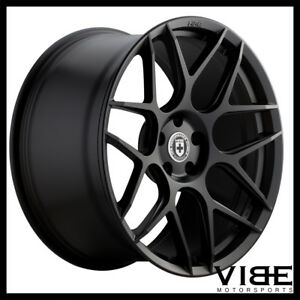 20 Hre Ff01 Flow Form Black Concave Wheels Rims Fits Bmw F10 M5