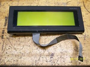 Wayne Plus Lcd Display Screen 860259 r01