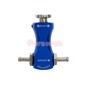 Adjustable Car Manual Turbo Boost Controller Bilateral Turbo Charger Valve Car