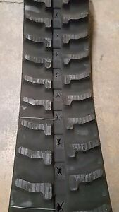 new J track Rubber Track For Yanmar B15ex Vio15 230x72x47