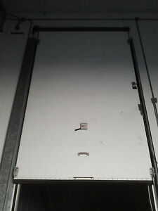 Butcher Boy Overhead Cold Storage Insulated Door