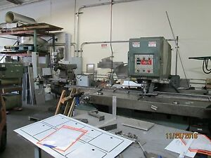 Whitney Punch Press Model 653 Duplicator