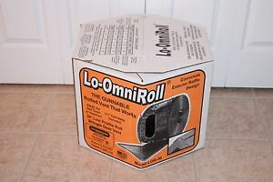 Lo omniroll Lor 30 Gunnable Rolled Roof Vent Brand New In Box