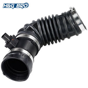 Air Cleaner Outlet Duct Hose W Mass Air Flow Sensor For 2009 2011 Chevy Aveo