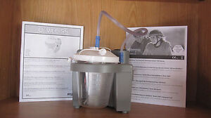 Devilbiss Aspirator Suction Unit 7305 Series With Extra Accessories