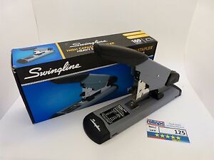 Rpc125 Swingline Deluxe Heavy Duty Stapler s7039005r