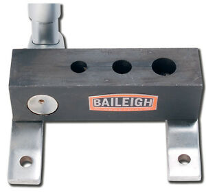 New Baileigh Model Tn 50m Tube And Pipe Notcher