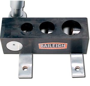 New Baileigh Model Tn 200m Tube And Pipe Notcher