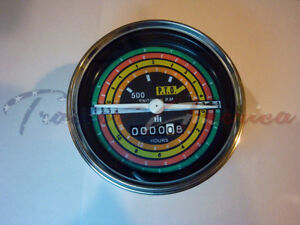 Case Ih International Tachometer For 2424 2444 424 444 Tractors 388893r91