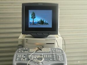 Acuson Sequoia C512 Ultrasound Machine And Accessories