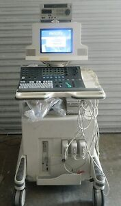 Atl Hdi5000cv Ultrasound Machine With Accessories