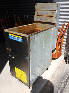 Pitco Commercial Deep Fryer