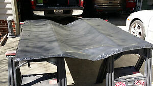 Chevrolet Vinyl Tonneau Cover For 4 Door Short Bed Truck