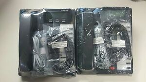 Lot Of 2 Toshiba Dkt 2010sd Business Telephone Refurbished