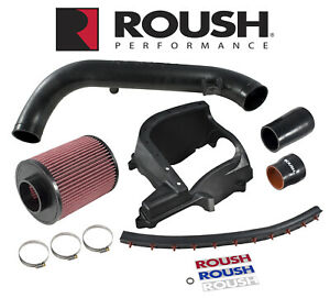 2016 2018 Ford Focus Rs Roush 422065 Cold Air Engine Intake System Kit