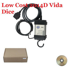 2014d Vida Dice Diagnostic Tool For Volvo From Factory Volvo Dice