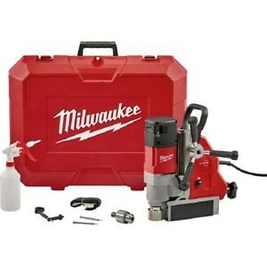 Milwaukee 4274 21 1 5 8 In Magnetic Drill Kit