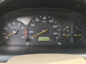 Speedometer Cluster Sedan Fits 00 02 Accord 355572