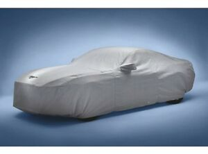 2015 2017 Genuine Ford Mustang Convertible Outdoor Weather Proof Full Car Cover