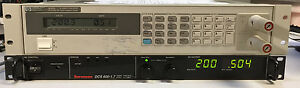 Sorensen Dcs600 1 7 Variable Dc Power Supply 0 600v 0 1 7a Load Tested