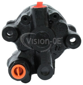 Power Steering Pump Vision Oe 990 0252 Reman Fits 72 76 Toyota Mark Ii