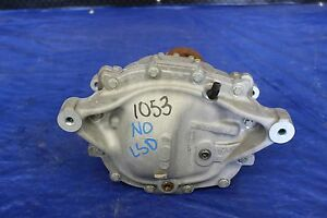 2015 Ford Mustang Ecoboost Factory Automatic Rear Differential Diff 2 3l I4 1053