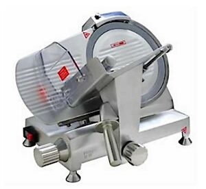 Eurodib Hbs250l Electric Meat Slicer W 10 Blade No Shipping pick Up In Store