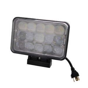 7inch 140w Cree Round Led Work Light Spot Driving Fog Lamp Offroad Jeep Suv 4wd