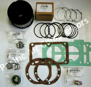 Emglo Jenny 610 1123 Ku101 Rebuild Kit Vstuk W wearing Valve Parts Compressor