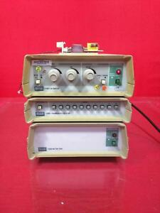 Fluke Y2003 Y2001 Y2009 Thermocouple Calibrator Selector And Battery Pack