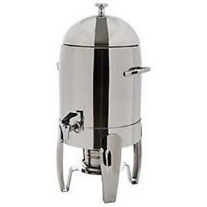 Coffee Urn 11 Quart With Faucet And Fuel Holder