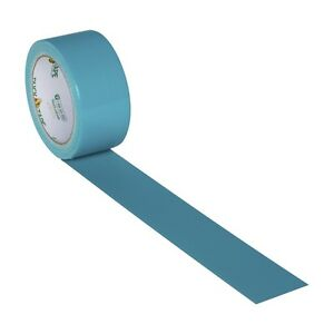 Tranquil Teal Duck Brand Aqua Duct Tape 1 88 Inch X 20 Yds