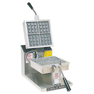 Gold Medal 5024 Belgian Waffle Baker Machine Maker New Out Of The Box