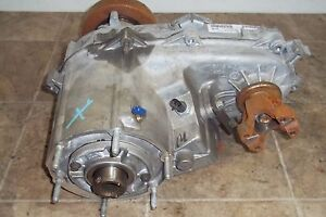 2001 Jeep Cherokee Transfer Case New Process 231j Remanufactured No Core Charge