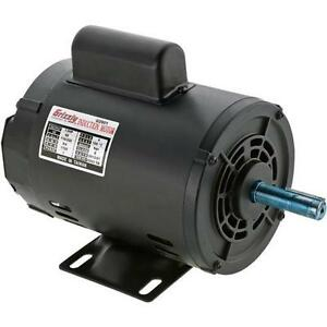G2901 Grizzly Motor 1 2 Hp Single phase 1725 Rpm Open 110v 220v