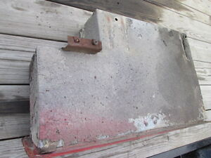1961 66 Ford Truck Bed Side Tool Box Custom Cab F100 F200
