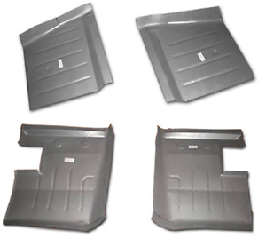 Ford Fairlane Mercury Merc Meteor Floor Pan Floorboard Set 1962 1965