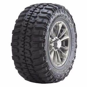 4 New 35x12 50r18 Federal Couragia M t Tires 35 1250 18 10 Ply Mud Terrain