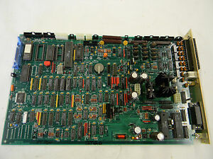 Waters Millipore 717 Autosampler Main Pcb 078740 Rev K K3