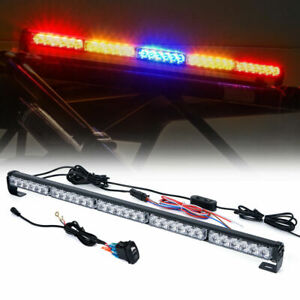 Xprite 30 Offroad Rear Chase Led Strobe Light Bar Brake For Utv Atv Rzr Canam