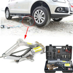 5 Ton Auto Electric Car Suv Hydraulic Jack Lift Wireless Remote Control Wrench