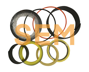 Sem 2435805 Cat Replacement Hydraulic Seal Kit