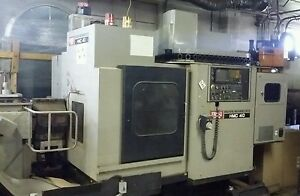 Enshu Hmc40 Horizontal Machining Center Used