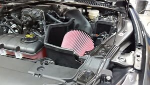 2015 2016 2017 Mustang Gt 5 0 Jlt Cold Air Intake Roush Vmp Supercharged New