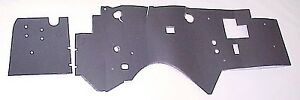 1960 1961 1962 1963 1964 1965 1966 Chevrolet Chevy Gmc Truck Fire Wall Covers
